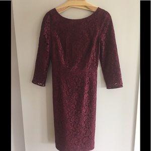 J Crew lace dress